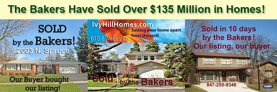 The Bakers Have sold Over $135 Million in homes