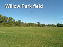 Willow Park field