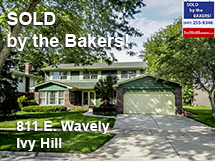 811 Waverly sold by the Bakers