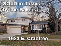 1923 Crabtree Sold by the Bakers