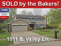 1011 Valley sold by the Bakers