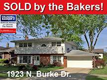 1923 Burke sold by the Bakers