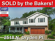 2518 Dryden sold by the Bakers