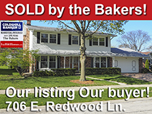 714 Redwood sold by the Bakers