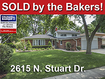 2615 Stuart sold by the Bakers
