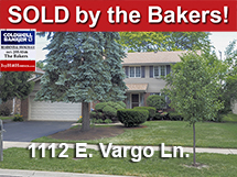 1011 Vargo Sold by the Bakers