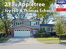 21 E. Appletree listed by the Bakers