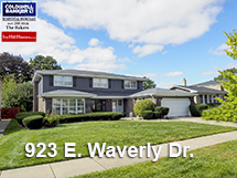 923 E. Waverly Dr